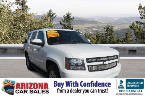 Certified Pre-Owned 2013 Chevrolet Tahoe LT
