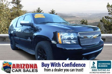 Certified Pre-Owned 2012 Chevrolet Suburban LT