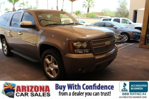 Certified Pre-Owned 2011 Chevrolet Suburban LT