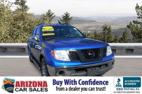 Certified Pre-Owned 2012 Nissan Frontier SL