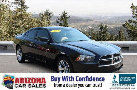 Certified Pre-Owned 2013 Dodge Charger SE