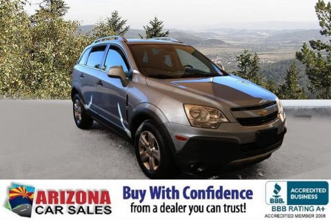 Certified Pre-Owned 2013 Chevrolet Captiva Sport Fleet LS