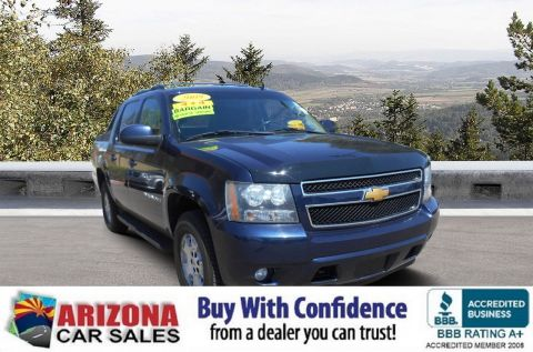 Certified Pre-Owned 2009 Chevrolet Avalanche LS 4WD