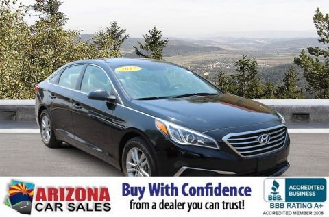 Certified Pre-Owned 2017 Hyundai Sonata 2.4L FWD 4dr Car