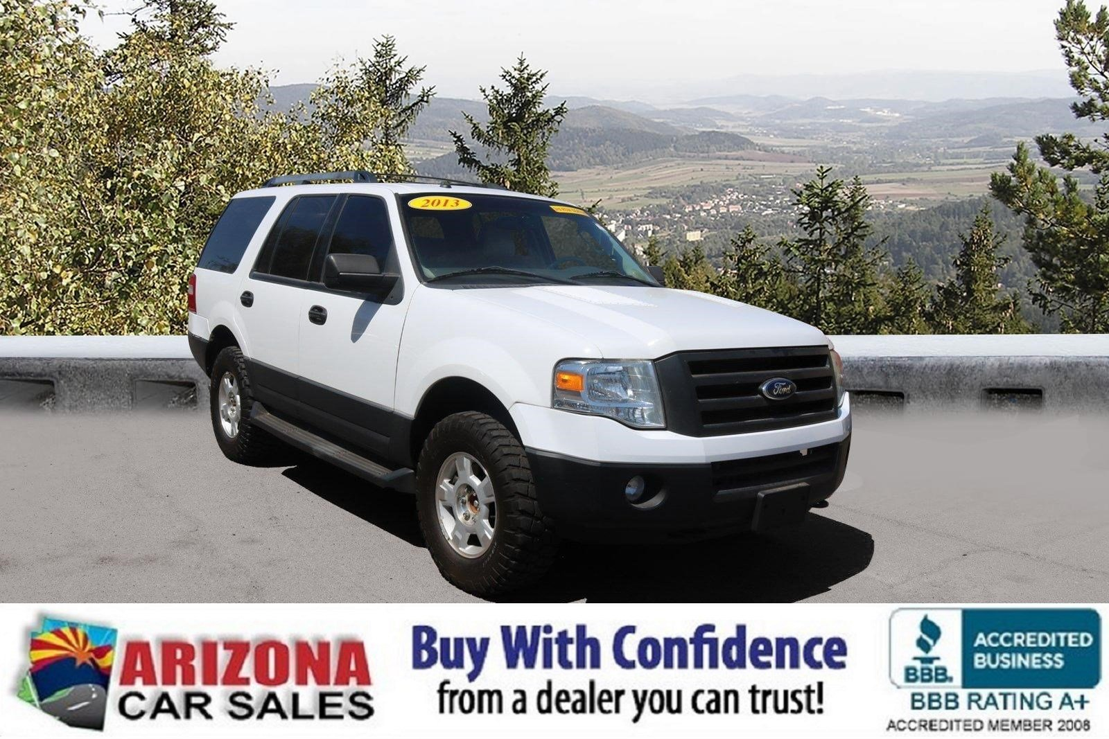 Certified pre owned 2013 ford expedition xl