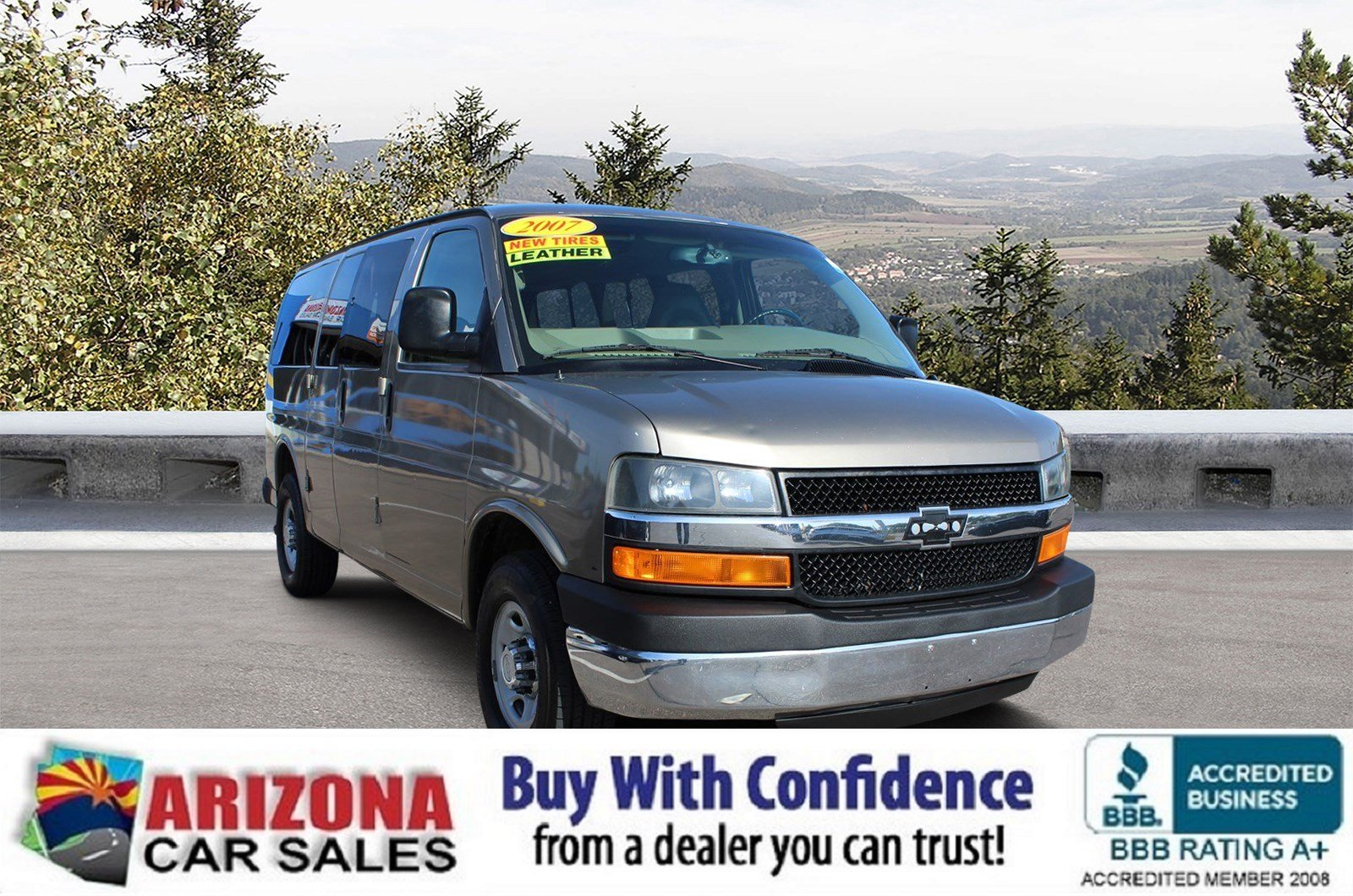 Pre-Owned 2007 Chevrolet Express Passenger Express