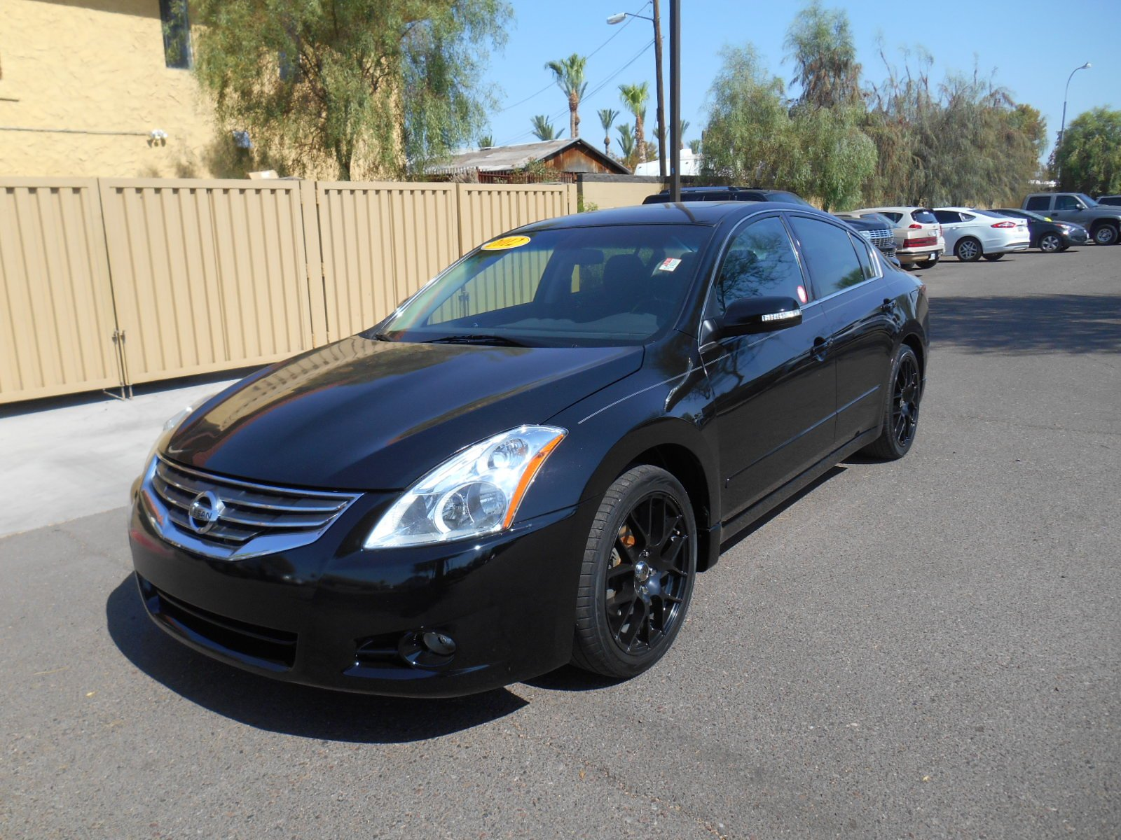 Certified pre owned 2012 nissan altima 25 s 4dr car in mesa certified pre owned 2012 nissan altima 25 s vanachro Choice Image